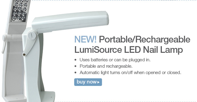 [Image: portable-rechargeable-lumiSource-LED-nail-lamp.jpg]